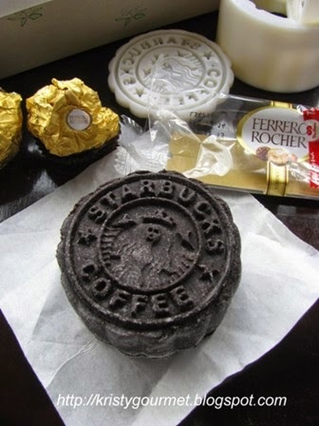 Ferrero Rocher Chocolate Snow Skin Mooncake With NuNaturals & A Giveaway
