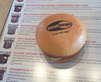 It's Smashburger and I helped!