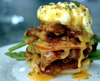 Flavors of Baguio: Meet Le Monet's Legendary Eggs Benedict
