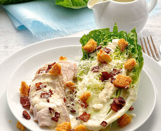 Chicken Caesar Salad My Way