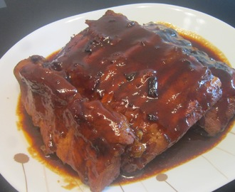 HICKORY BABY BACK RIBS