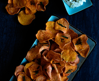 Sweet Potatoes with Salt and Olive Oil - {and a GIVEAWAY}