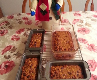 Make a Family Tradition & Make Your Own Gluten Free Fruitcake