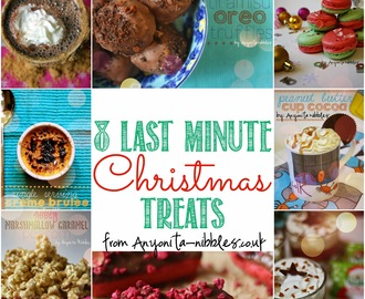 8 Last Minute Christmas Treats