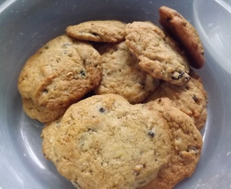 Christmas Cookie #5 – This is what Christmas smells like – Mincemeat Cookies