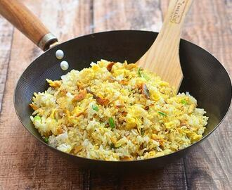 Tinapa Fried Rice