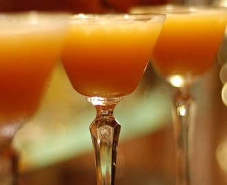 Recipes: Cocktails to Ring in The New Year