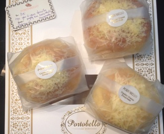 Ensaymada loooove from Portobello Bakery