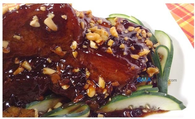 Braised Pork Belly Humba