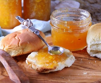 Heavenly Jam – Peach, Pear, Apple & Ginger