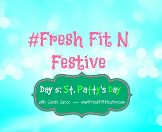 GF High Protein Irish Soda Bread {#FreshFitNFestive: day 5}