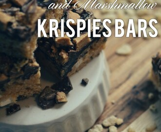 Peanut Butter and Marshmallow Krispies