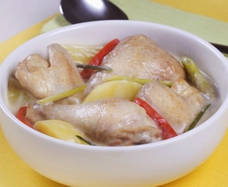 Chicken Lemongrass Stew