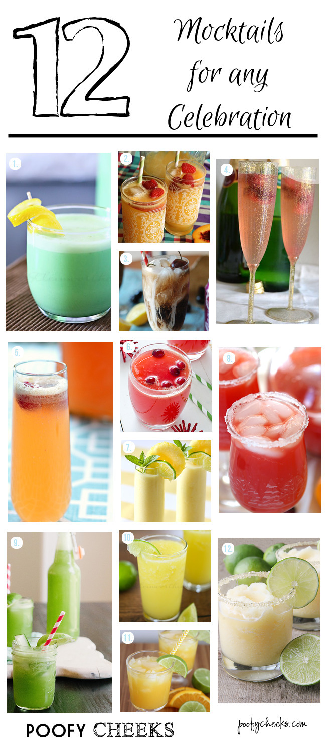 12 Non-Alcoholic Beverages for Celebrations and Holidays
