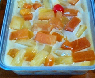 HOW TO MAKE CREMA DE FRUTA (RECIPE)