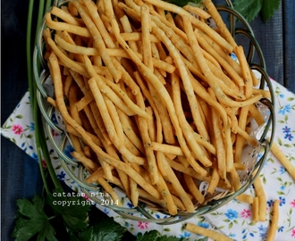 CELERY CHEESE STICK (PUTIH TELUR)