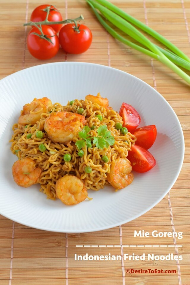 Mie Goreng – Indonesian Fried Noodles