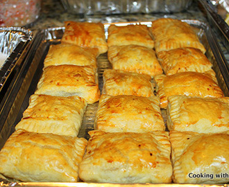 Beef Puff Pastry- Ground Beef Puffs