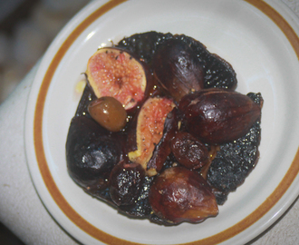 Figgy Stardust! Vegetarian Fig Ideas!  (NO spiders from Mars…)