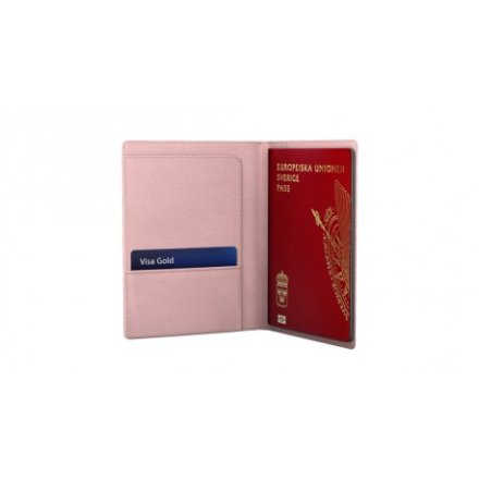 iDeal Of Sweden iDeal Passport Cover - Rosa - iDeal Of Sweden