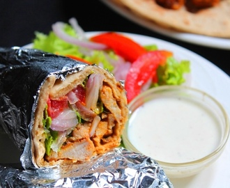 Healthy Chicken Shawarma Recipe