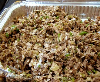 Tuna Sisig with Mayonnaise