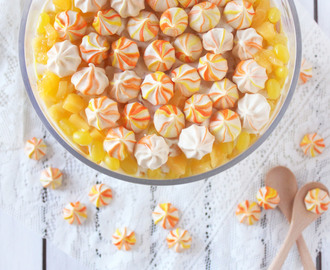 Happy New Year Mango Trifles