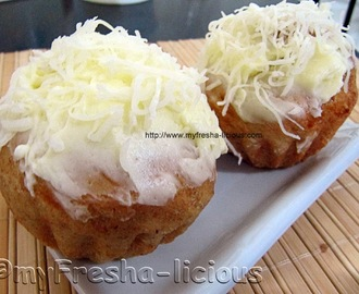 Hand Kneaded Whole Wheat Ensaymada