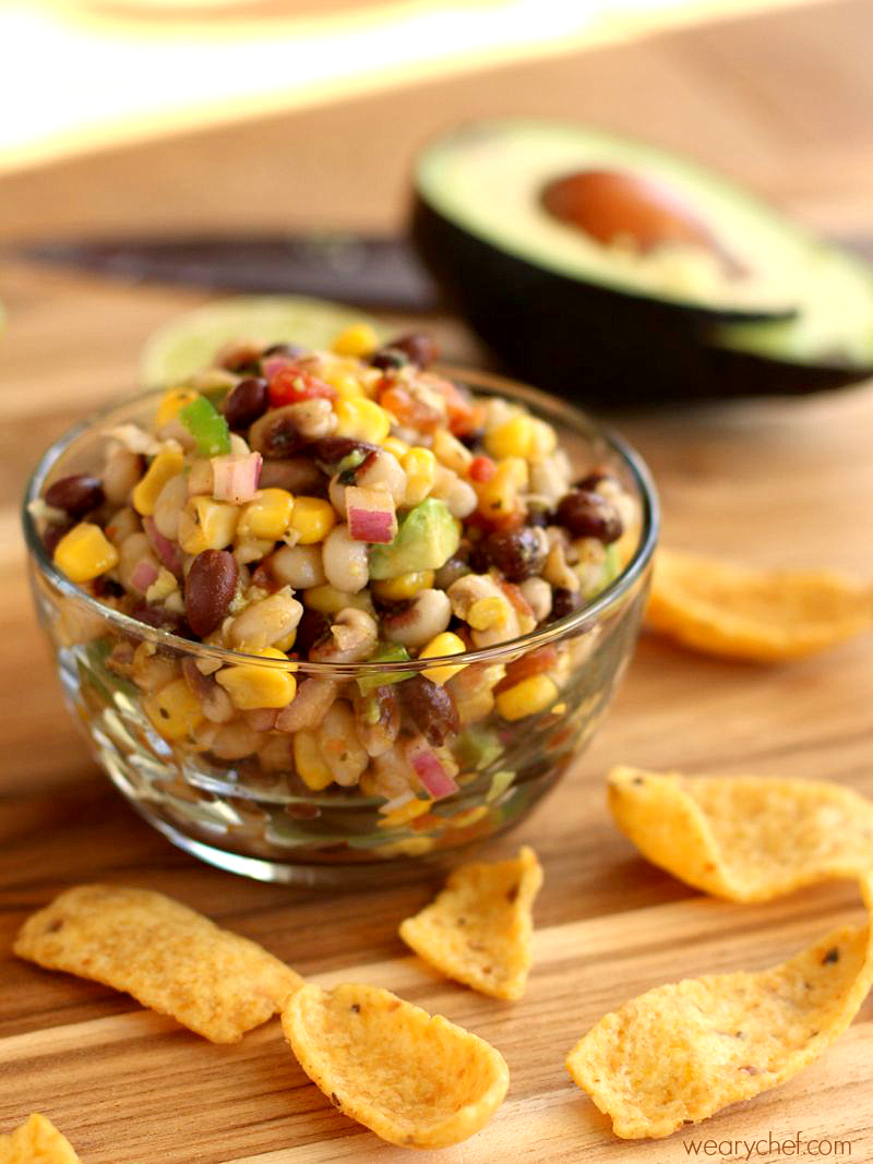 Black Eyed Pea Dip: California-Style Mississippi Caviar