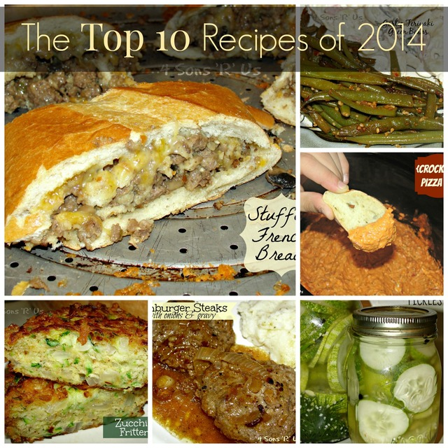 Our Top 10 Most Popular Recipes of 2014