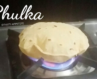 PHULKA / SOFT CHAPATHI / HOW TO MAKE SOFT PHULKAS AT HOME? / VIDEO RECIPE