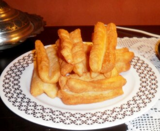Chinese Crullers