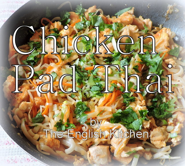 Chicken Pad Thai and Degustabox