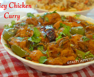 Punjabi Chicken Curry / Dhaba Style Chicken Curry / Classic Indian Chicken Curry Recipe / Step-by-step