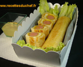 Croq'dog express : le croque monsieur hot dog