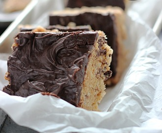 Snickers Rice Krispie Treats