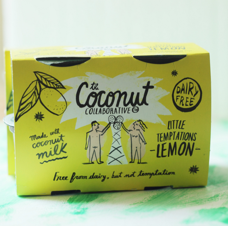 The Coconut Collaborative: Little Lemon Temptations-Lemon