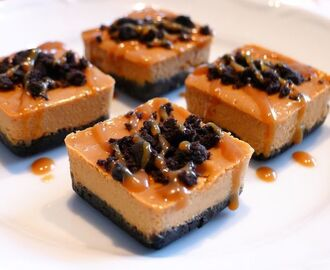Caramel Cheesecake Mini