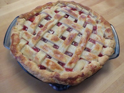 Easy Cherry Pie Recipe