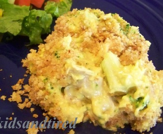 Family Favorite Friday: Chicken Broccoli Casserole