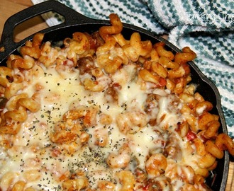 Italian Sausage Pasta Bake and Giveaway!
