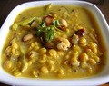 Simple Palak Chana Dal Recipe with Pictures
