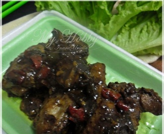 Ayam Black Pepper