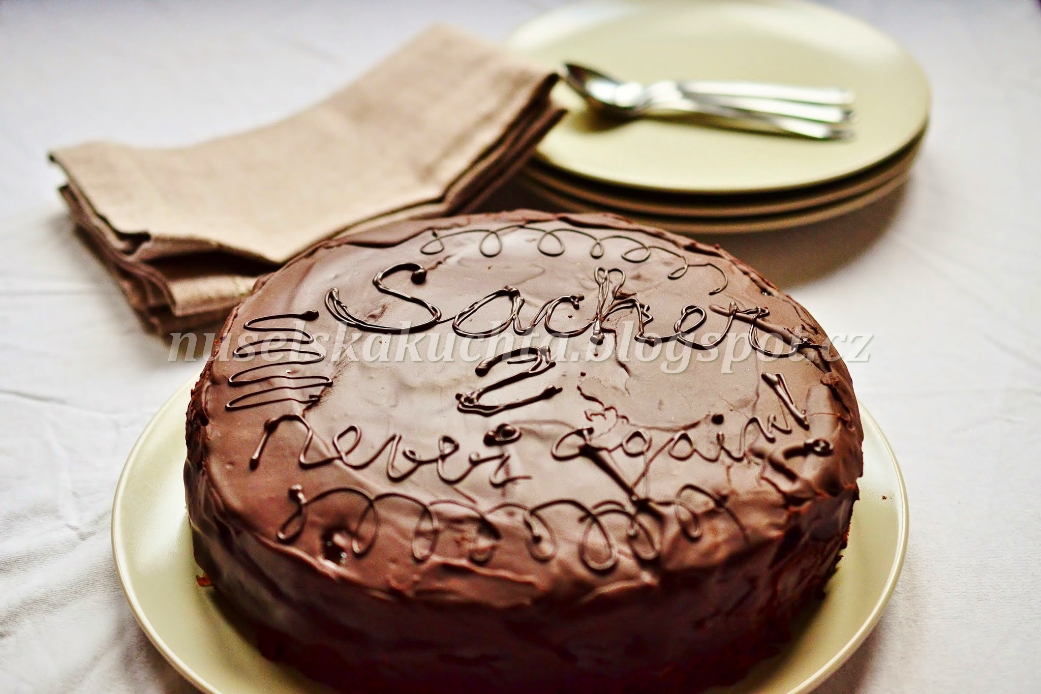 THE DARING BAKERS' CHALLENGE OCTOBER 2014 - SACHER DORT