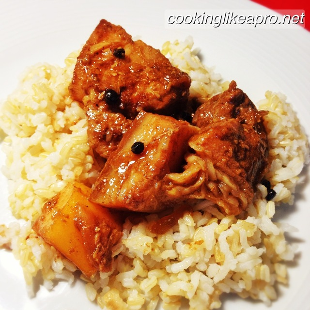 Pork Adobo Recipe sa Asin