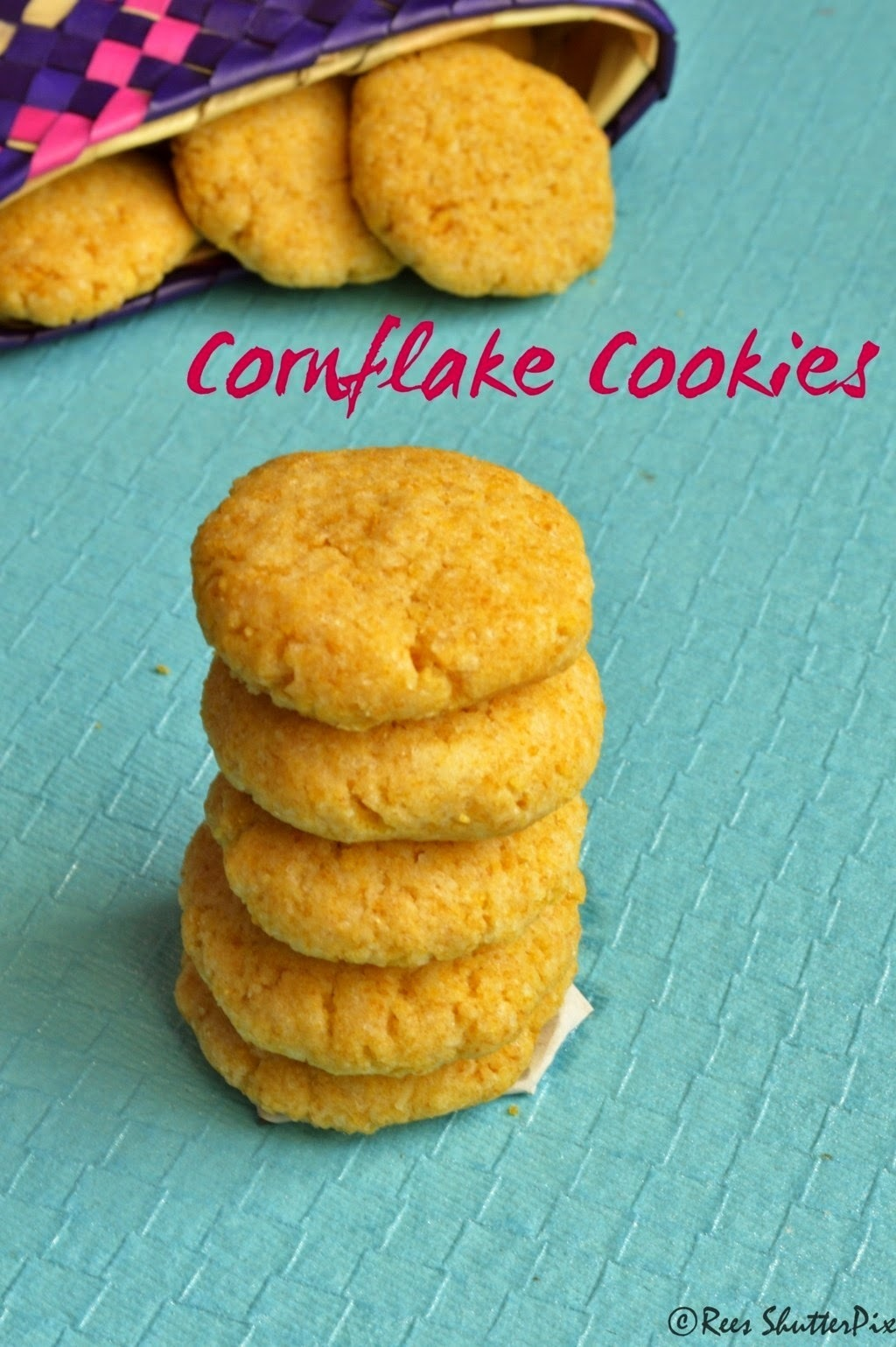 Cornflakes Cookies Recipe | Eggless Baking Recipes