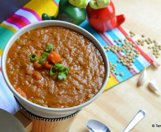 Vegan Lentil Soup - France