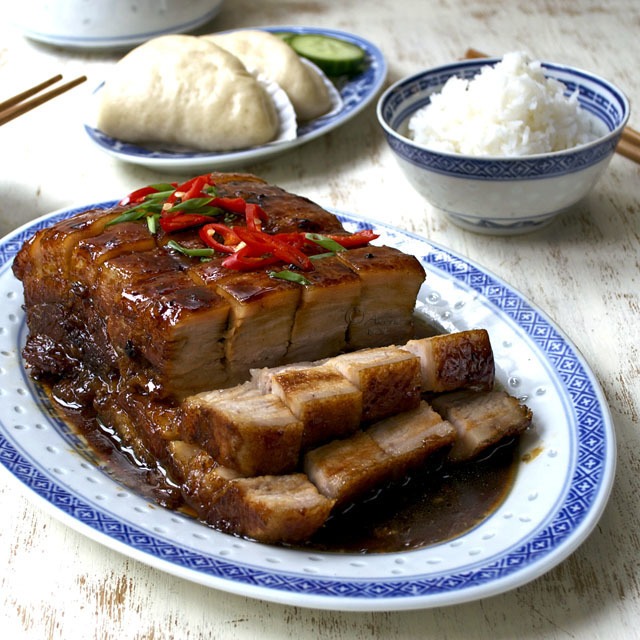 GOK WAN'S TWICE COOKED MELTING PORK