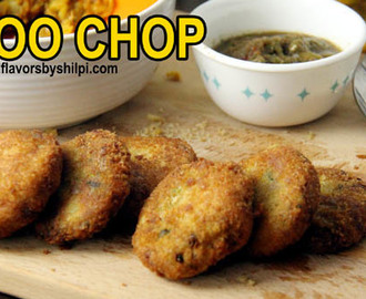 Aloo Chop Recipe – How to make Aloo Chop – Alu Chop Bengali Recipe