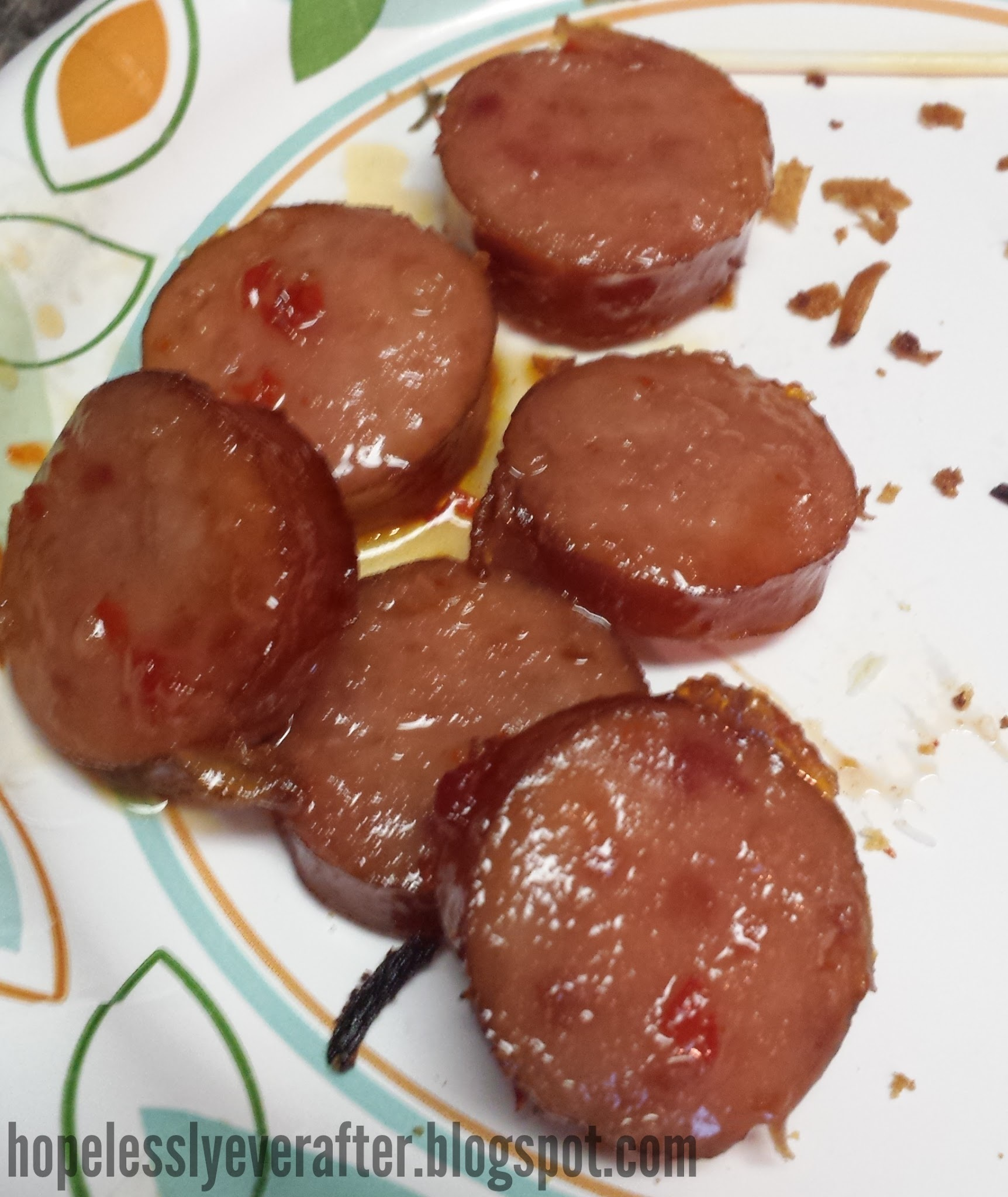 Recipe: Crockpot Sweet Bourbon Glazed Kielbasa